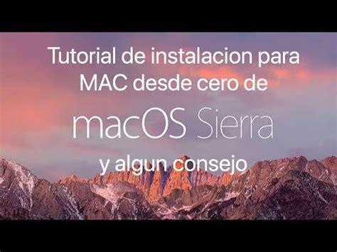 tutorial xss desde cero tutorial para mac de instalacion macos sierra desde cero y
