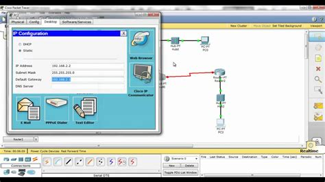 video tutorial cisco packet tracer 5 3 cisco packet tracer 5 3 2 practica 1 frame relay