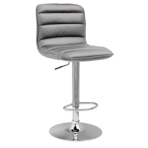 debenhams grey philadelphia gas lift bar stool