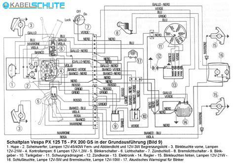 vespa pk wiring diagram vespa stator diagram