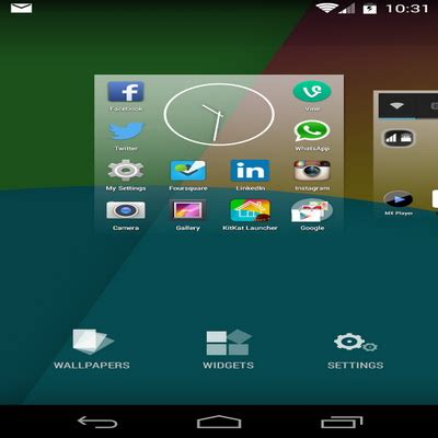 wallpaper keren untuk android kitkat cara membuat tilan android kitkat dengan mudah tanpa