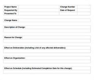 change template sle change order template 10 free documents in pdf