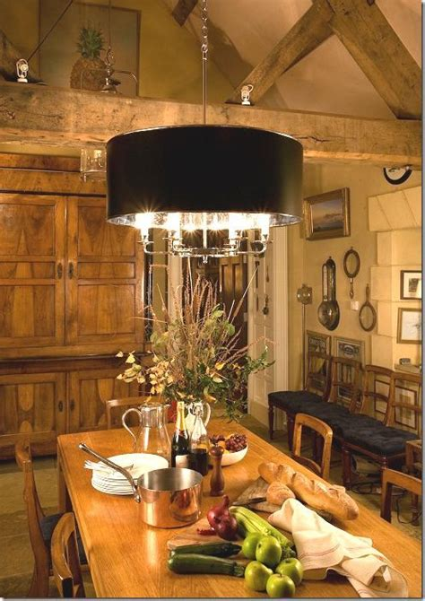 black dining room chandelier black drum shade chandelier home warm and drum shade