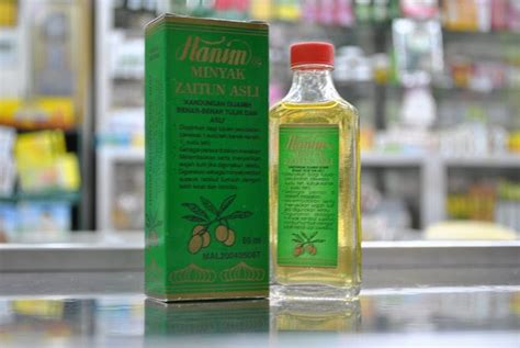 Minyak Zaitun Asli kosmetik hanim hanim minyak zaitun asli