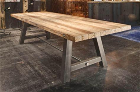tisch aus altholz selber bauen alte tische