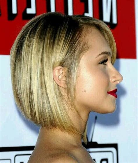 bob hairstyle pictures back and sides 25 stunning bob hairstyles for 2015