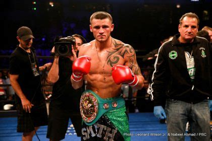 Smith Returns To Us To Fight For Millions joe smith jr returns with win targets