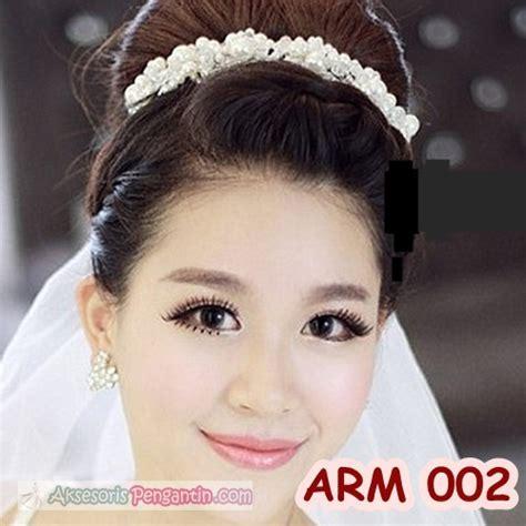 Aksesoris Rambut Pengantin Headpiece Hiasan Rambut 001 riasan rambut untuk kebaya modern