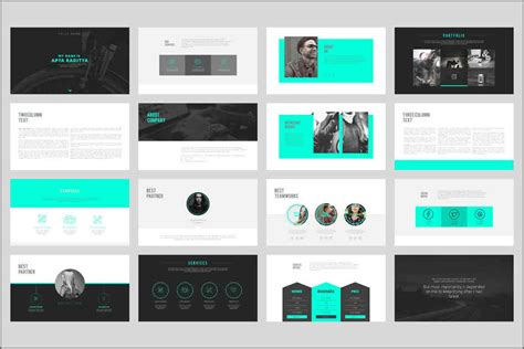 Powerpoint Template Professional Gallery Powerpoint Professional Templates