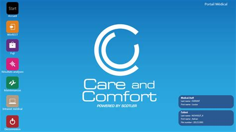 Care And Comfort Nursing by Softwares Care And Comfort