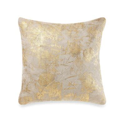 Gold Pillows by Buy Gold Pillows From Bed Bath Beyond