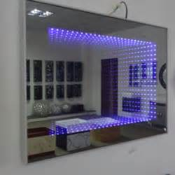 Bathroom Infinity Mirror Infinity Mirror Bathroom Mirror Defogger