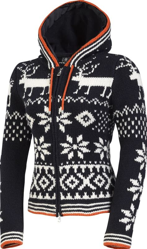 Sweater Ak Sweater Wanita Babyterry Navy 6 bogner s suzan sweater navy would this still look on the bunny slopes fashion