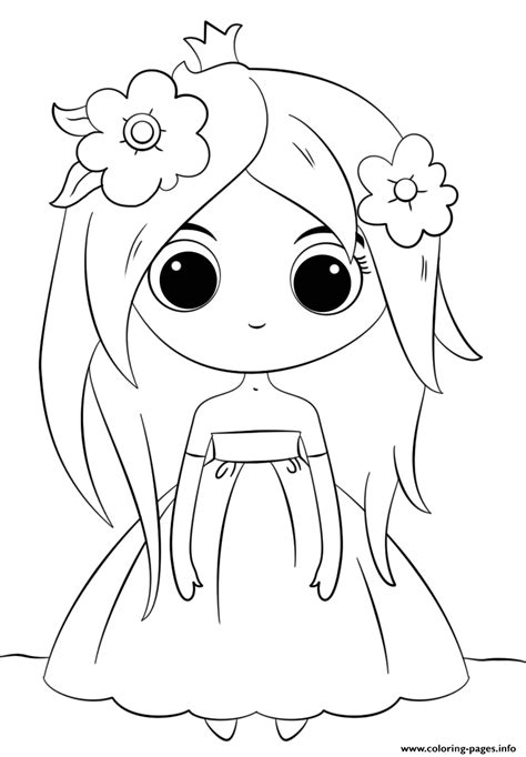 Princess Coloring Pictures Printable