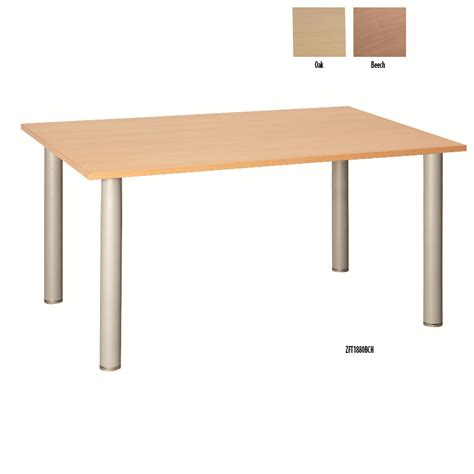 Rectangular Meeting Table Wooden Office Desks Cantilever Desks Corner Desks Oak Desks Ese Direct