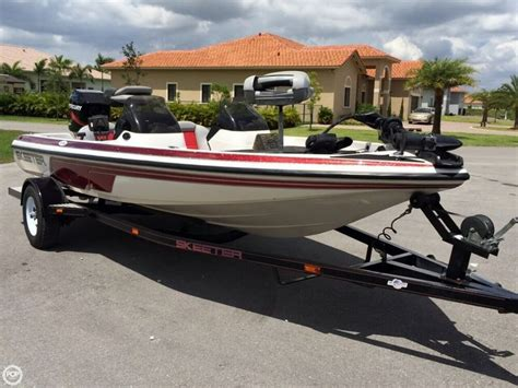 used skeeter boats 2003 used skeeter sx180 bass boat for sale 13 000
