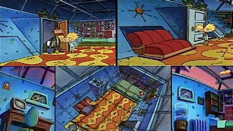 hey arnold bedroom the 15 most awesome fictional kids rooms the mary sue