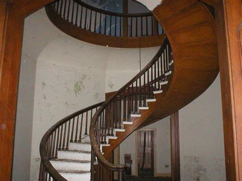 octagon homes interiors staircas interiors staircases abandoned home house