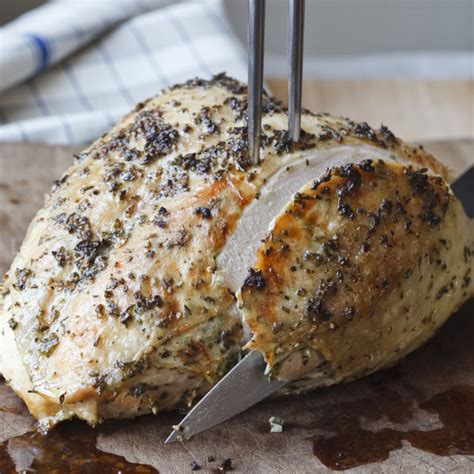 herb roasted turkey breast recipes barefoot contessa