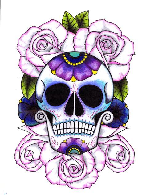 skull wallpaper pinterest sugar skull wallpaper 171 desktop background wallpapers hd