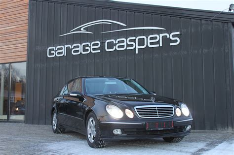 garage occasions occasion mercedes e320 avantgarde sedan benzine 2004