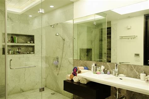 interior of bathrooms in india akda amit khanna design associates transformation