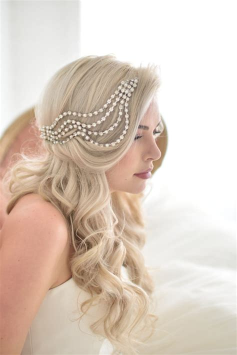 Vintage Wedding Hair West by Looking For The Vintage Wedding Look Here S How