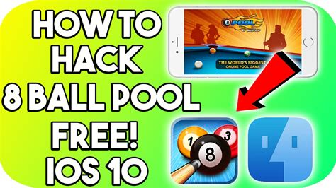 how to mod any ios game jailbreak hack 8 ball pool free ios 10 working 2017 jailbreak