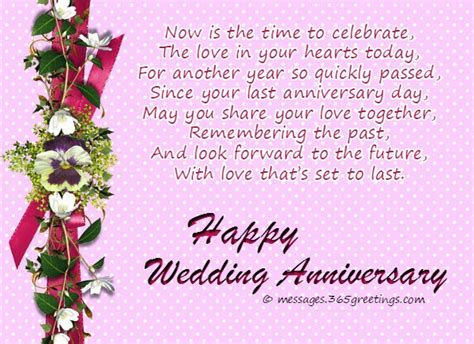 Wedding Anniversary Wishes Quotes For Friends by Anniversary Wishes Messages For Friends 365greetings