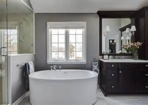 Whirlpool Bath With Shower a spa like master retreat the kitchen studio of glen ellyn