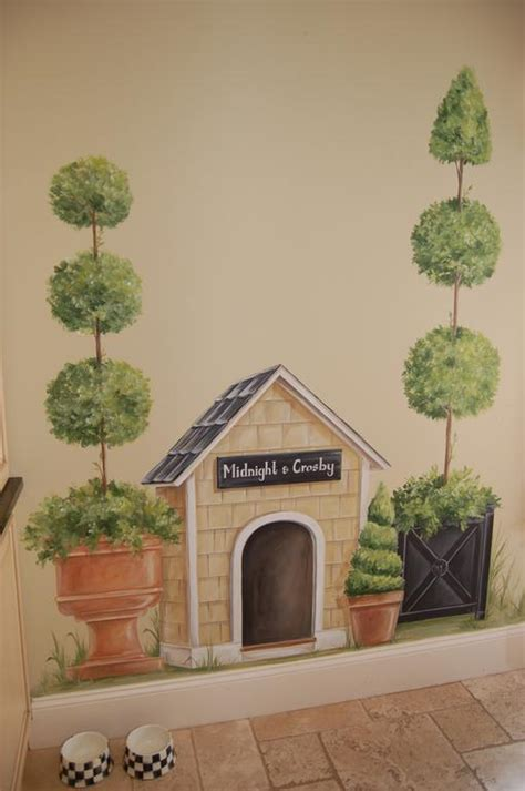 custom dog house design dog house from macmurray designs custom fine art murals in accord ma 02018