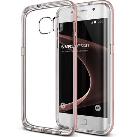 Ultrathin Iphoria Shining Samsung S7 Edge G935 Silver verus vrs design slim fit for samsung galaxy