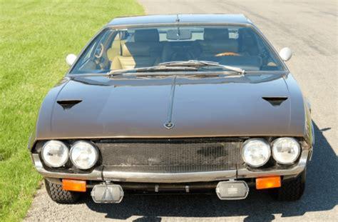 Lamborghini Espada For Sale Usa 1972 Lamborghini Espada 400gt Classic Italian Cars For Sale