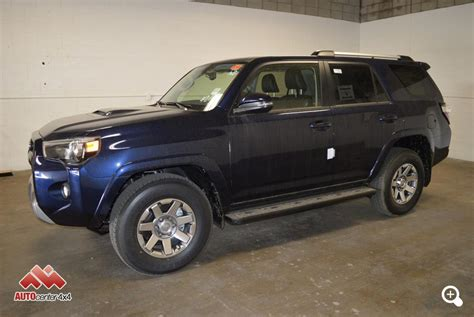 Toyota 4runner Trail Edition 2016 Toyota 4runner 4wd Trail Edition
