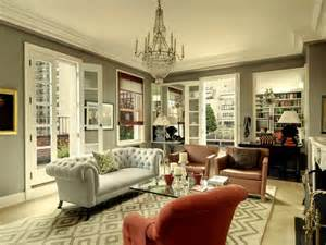 Home Design Vintage Modern Small Penthouse In Manhattan Classy Interior Design Ideas