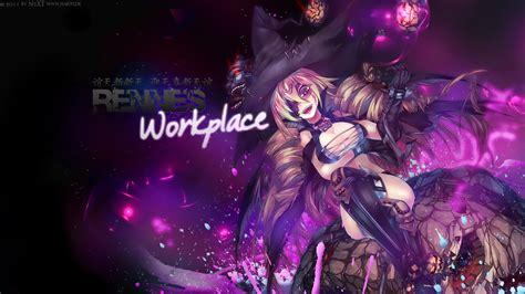 purple anime wallpaper purple anime wallpaper by n3xt aka kaisa on deviantart