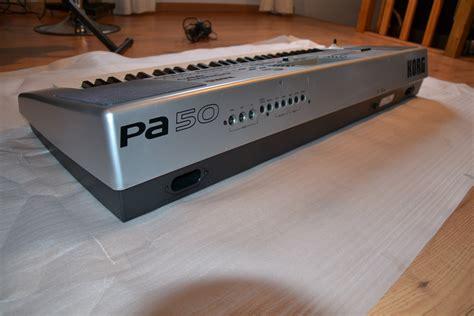 Keyboard Merk Korg Pa 50 korg pa50 image 391141 audiofanzine