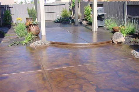 About Painting Concrete Patio Outdoor Decorate Painting