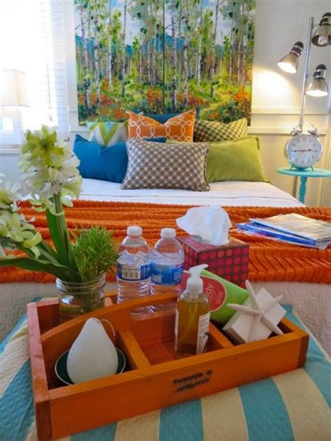 Happy Bedroom Colors by How One Painting Inspired My Guest Room Design Happy