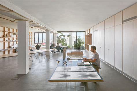 office de co working office in barcelona spain by appareil
