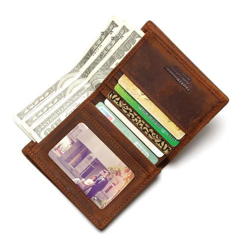 Wallet Handmade - handmade genuine leather wallet for