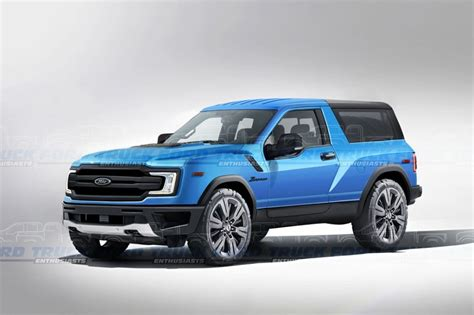 Ford Baby Bronco 2020 by 2020 Ford Bronco Countdown Is Officially On