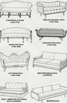 types of sofa with name 1000 images about styles guide on furniture furniture legs and antique chairs