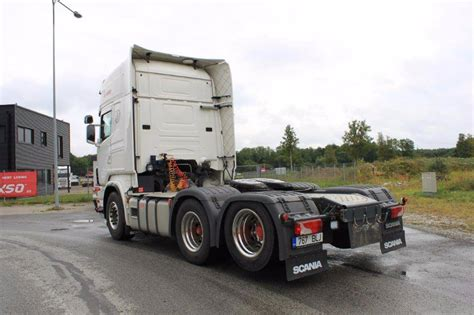 used scania r560 tractor units year 2010 price 58 219