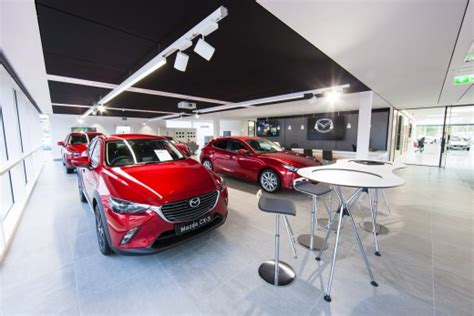 mazda uk customer service mazda delivers aftersales growth with customer focus