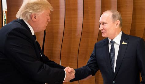 donald trump handshake the handshake of the superpowers trump and putin have