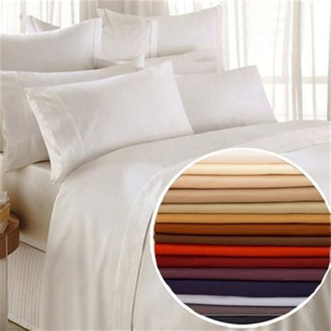 egyptian comfort sheets 1800 1800 series egyptian comfort 4 piece bed sheet set only