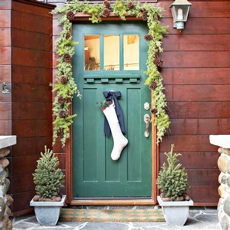 home door decoration 20 creative christmas front door decorations