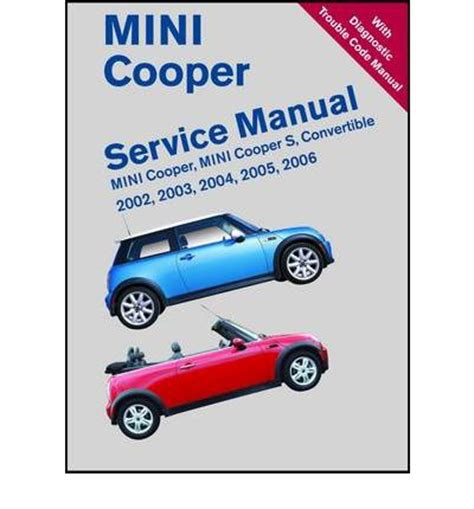 service repair manual free download 2006 mini cooper electronic toll collection mini cooper service manual 2002 2003 2004 2005 2006 bentley publishers 9780837616391