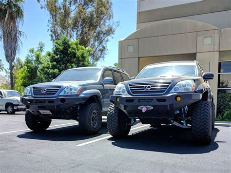 lifted lexus gx460 picture gallery lexus gx470 road project from sema